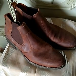 Mens leather 1901 Boots